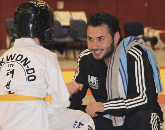 Martial Arts Academy Kassel - Osman Eryörük