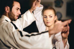 Selbstverteidigung Frauen Mädchen - Martial Arts Academy Kassel