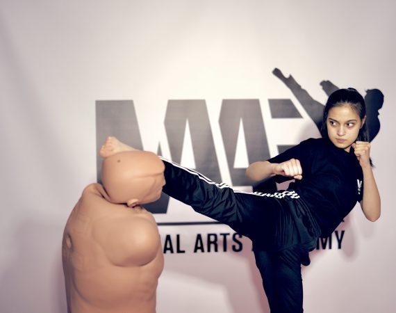 Selbstverteidigung Frauen/Mädchen - Martial Arts Academy Kassel