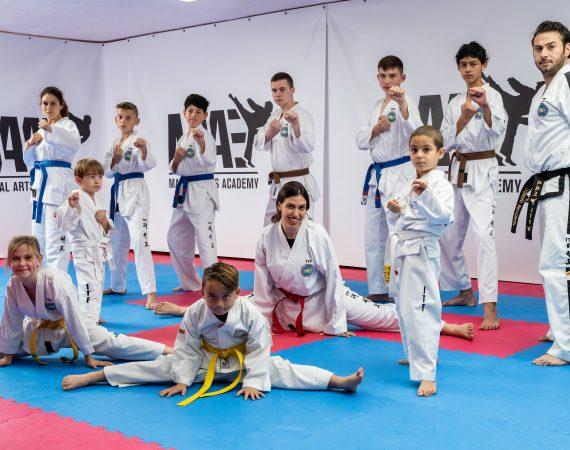 Power Kids - Martial Arts Academy Kassel