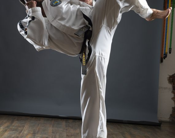 Osman Eryörük - Martial Arts Academy Kassel