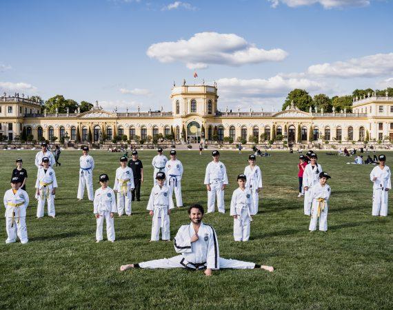 Osman Eryörük — Aue Kassel, Events - Martial Arts Academy